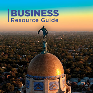 Business Resource Guide Cover